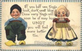 xrt269013 - Artist Signed Bernhardt Wall, Postcard Postcards