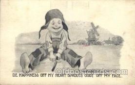 xrt269015 - Artist Signed Bernhardt Wall, Postcard Postcards