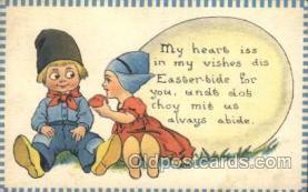 xrt269018 - Artist Signed Bernhardt Wall, Postcard Postcards
