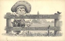 xrt269023 - Artist Signed Bernhardt Wall, Postcard Postcards