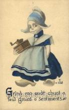 xrt269048 - Artist Signed Bernhardt Wall, Postcard Postcards