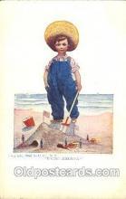 xrt269052 - Artist Signed Bernhardt Wall, Postcard Postcards