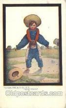 xrt269054 - Artist Signed Bernhardt Wall, Postcard Postcards