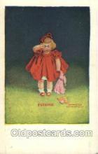 xrt269088 - Artist Signed Bernhardt Wall, Postcard Postcards