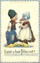 xrt269091 - Artist Signed Bernhardt Wall, Postcard Postcards