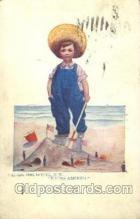 xrt269095 - Artist Signed Bernhardt Wall, Postcard Postcards