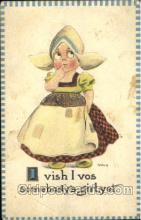 xrt269105 - Artist Signed Bernhardt Wall, Postcard Postcards