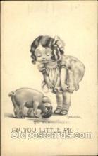 Artist Bernhardt Wall, Postcard Post Card