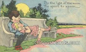 xrt269127 - Artist Bernhardt Wall Postcard Post Card Old Vintage Antique