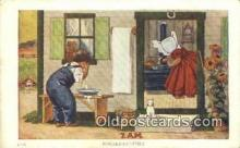 xrt269136 - Artist Bernhardt Wall Postcard Post Card Old Vintage Antique