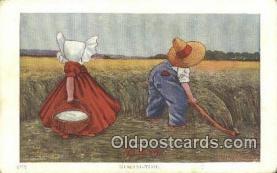 xrt269137 - Artist Bernhardt Wall Postcard Post Card Old Vintage Antique
