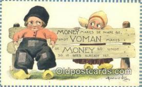 xrt269139 - Artist Bernhardt Wall Postcard Post Card Old Vintage Antique