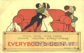 xrt269141 - Artist Bernhardt Wall Postcard Post Card Old Vintage Antique