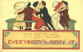 xrt269142 - Artist Bernhardt Wall Postcard Post Card Old Vintage Antique