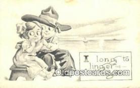 xrt269147 - Artist Bernhardt Wall Postcard Post Card Old Vintage Antique