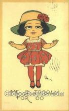 xrt269172 - Artist Wall, Bernhardt Postcard Post Card Old Vintage Antique