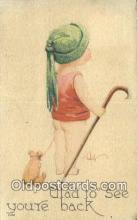 xrt269179 - Artist Wall, Bernhardt Postcard Post Card Old Vintage Antique