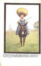 xrt269184 - Artist Wall, Bernhardt Postcard Post Card Old Vintage Antique