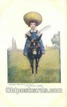 xrt269187 - Artist Wall, Bernhardt Postcard Post Card Old Vintage Antique