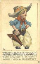xrt269189 - Artist Wall, Bernhardt Postcard Post Card Old Vintage Antique