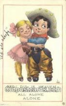 xrt269191 - Artist Wall, Bernhardt Postcard Post Card Old Vintage Antique
