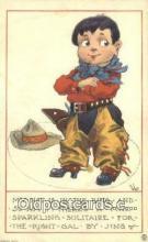 xrt269192 - Artist Wall, Bernhardt Postcard Post Card Old Vintage Antique