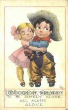 xrt269193 - Artist Wall, Bernhardt Postcard Post Card Old Vintage Antique