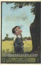 xrt269196 - Artist Wall, Bernhardt Postcard Post Card Old Vintage Antique