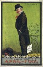 xrt269198 - Artist Wall, Bernhardt Postcard Post Card Old Vintage Antique