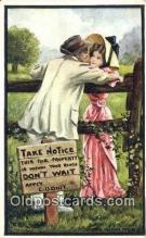 xrt269199 - Artist Wall, Bernhardt Postcard Post Card Old Vintage Antique