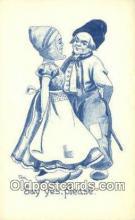 xrt269208 - Artist Wall, Bernhardt Postcard Post Card Old Vintage Antique