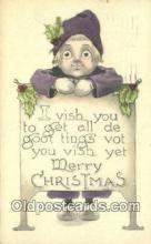 xrt269224 - Artist Wall, Bernhardt Postcard Post Card Old Vintage Antique