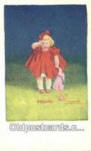 xrt269231 - Artist Wall, Bernhardt Postcard Post Card Old Vintage Antique
