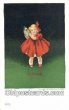 xrt269232 - Artist Wall, Bernhardt Postcard Post Card Old Vintage Antique