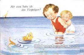 xrt274003 - Artist Signed Postcard Postcards