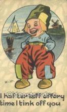 xrt275013 - Artist Witt Postcard Post Card Old Vintage Antique