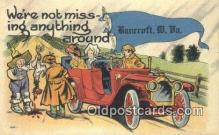 xrt275017 - Advertising on back side, Artist Witt Postcard Post Card Old Vintage Antique