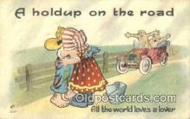 xrt275023 - Artist Witt Postcard Post Card Old Vintage Antique