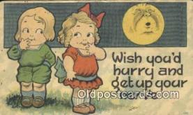 xrt275026 - Artist Witt Postcard Post Card Old Vintage Antique