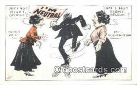 xrt275028 - Artist Witt Postcard Post Card Old Vintage Antique