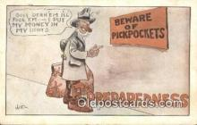 xrt275030 - Artist Witt Postcard Post Card Old Vintage Antique