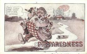 xrt275041 - Artist Witt Postcard Post Card Old Vintage Antique