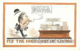 xrt275046 - Artist Witt Postcard Post Card Old Vintage Antique