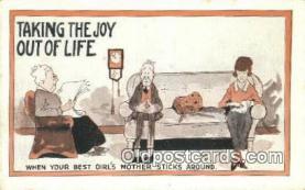 xrt275061 - Artist Witt Postcard Post Card Old Vintage Antique