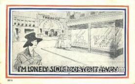 xrt275065 - Artist Witt Postcard Post Card Old Vintage Antique