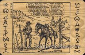 xrt276020 - J.R. Williams Artist Signed Jr. Williams Postcard Postcards