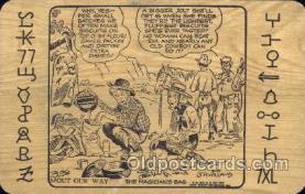 xrt276037 - J.R. Williams Artist Signed Jr. Williams Postcard Postcards