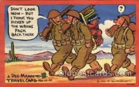 xrt277013 - Travelcard No. 10-41 Artist Reg Manning Postcards, Post Cards