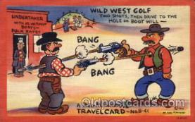 xrt277015 - Travelcard No. 8-41 Artist Reg Manning Postcards, Post Cards