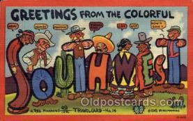xrt277016 - Travelcard No. 14 Artist Reg Manning Postcards, Post Cards